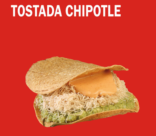Tostada Chipotle